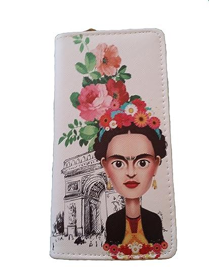 Frida Inspired - cartera para mujer c294f5c0ee552