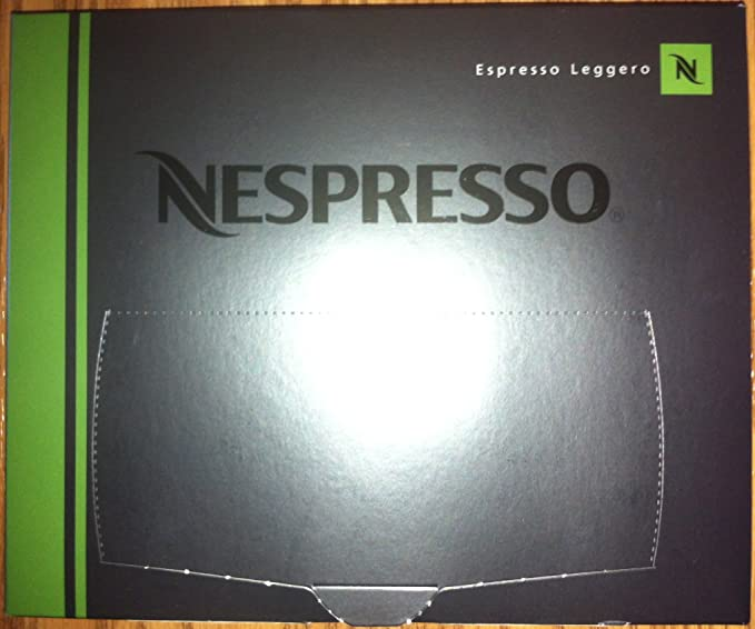Nespresso Espresso Leggero 50 capsule professional