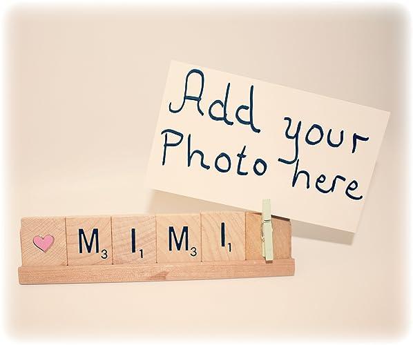 Amazon.com: Mimi Gift, Grandma Frame, Mimi Frame, Mimi Photo Grandma ...