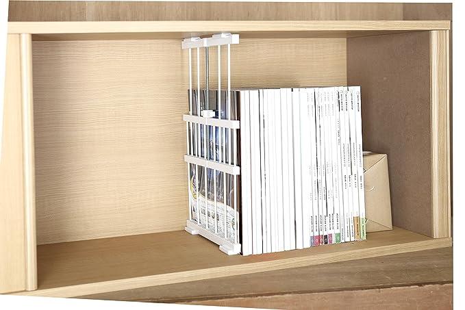 Amazon.co.jp : 平安伸銅工業 突っ張り棚 ミニサイズ 幅28.5~43cm ...