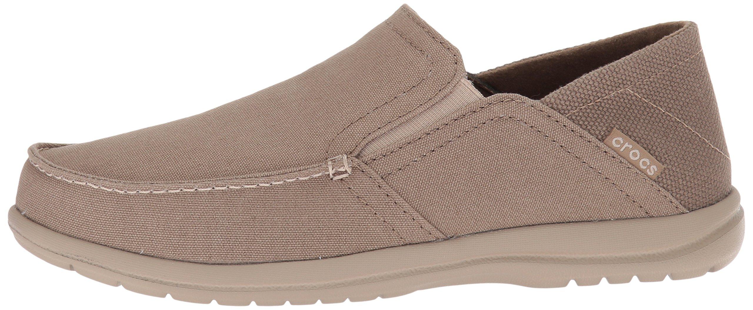 f61f6fb1d749 Crocs Men s Santa Cruz Convertible Slip-On Loafer