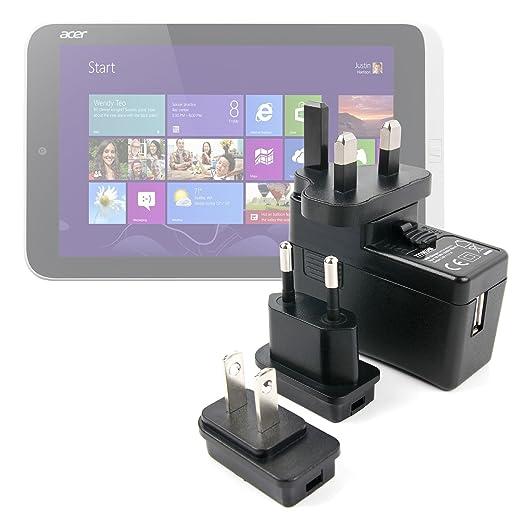 DURAGADGET - Kit De Adaptadores con Cargador para Tablet ...