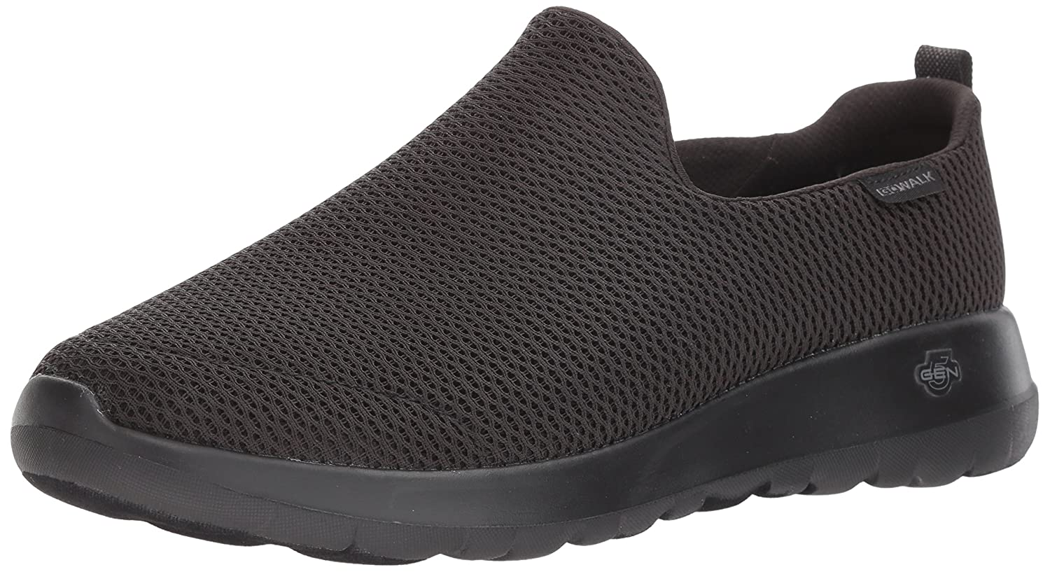 Skechers Performance Men's Go Walk Max Sneaker 9 D(M) US|Black