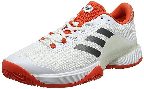 Adidas Barricade 2017, Zapatillas Altas para Hombre: Amazon.es: Zapatos y complementos