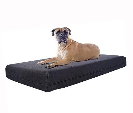 Pet Support Systems - Camas ortopédicas de Espuma viscoelástica para Perros, 4 LB, Lavable