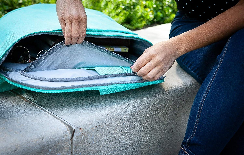 Simple Modern Legacy Zaino Donna per Scuola Porta PC o Borsa Zaino Donna o Bambini con Tasca per laptop Lavoro Nero Mezzanotte Escursioni o Viaggi Uomo