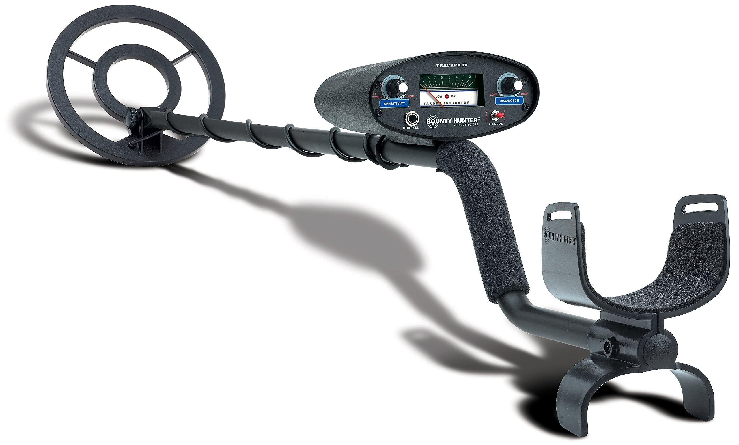 Amazon.com: Bounty Hunter Metal Detector Binaural ...