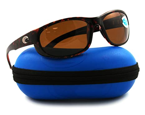 70a754b4da Amazon.com  Costa Del Mar Sunglasses Howler HO 10 DAP Shiny Tortoise Amber  CR-39  Costa Del Mar  Clothing