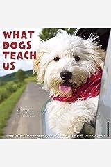 What Dogs Teach Us 2020 Wall Calendar Calendar