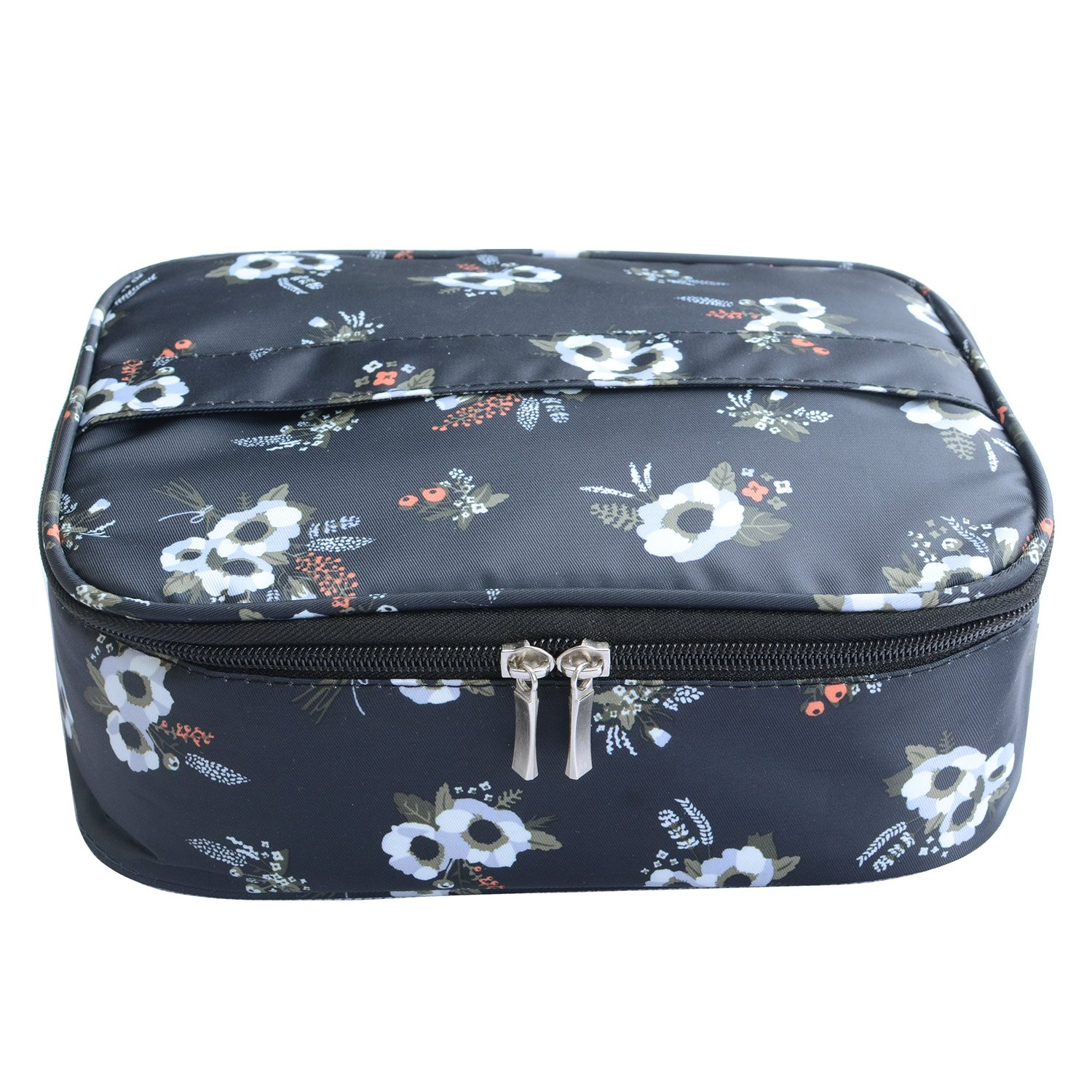Portable Travel Makeup Cosmetic Bag Organizer Multifunction Case for Women (Color2) ¡