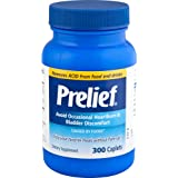 Prelief Acid Reducer Dietary Supplement Caplets, 300 Count