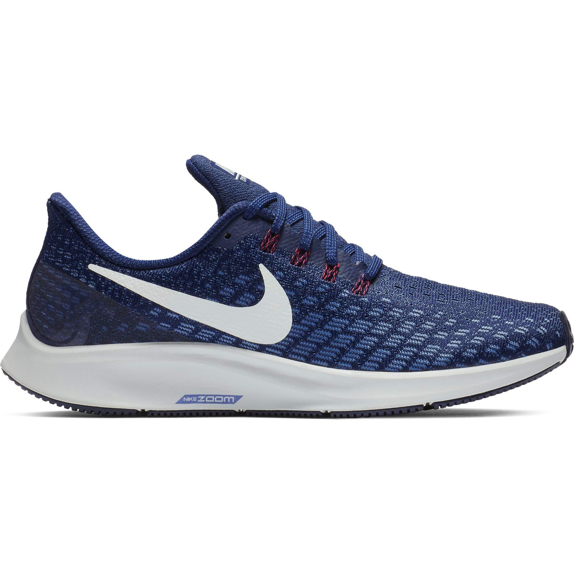 6f580baec1cb Galleon - Nike Women s Zoom Pegasus 35 Running Shoe Blue Void Ghost Aqua Indigo  Storm Size 9.5 M US