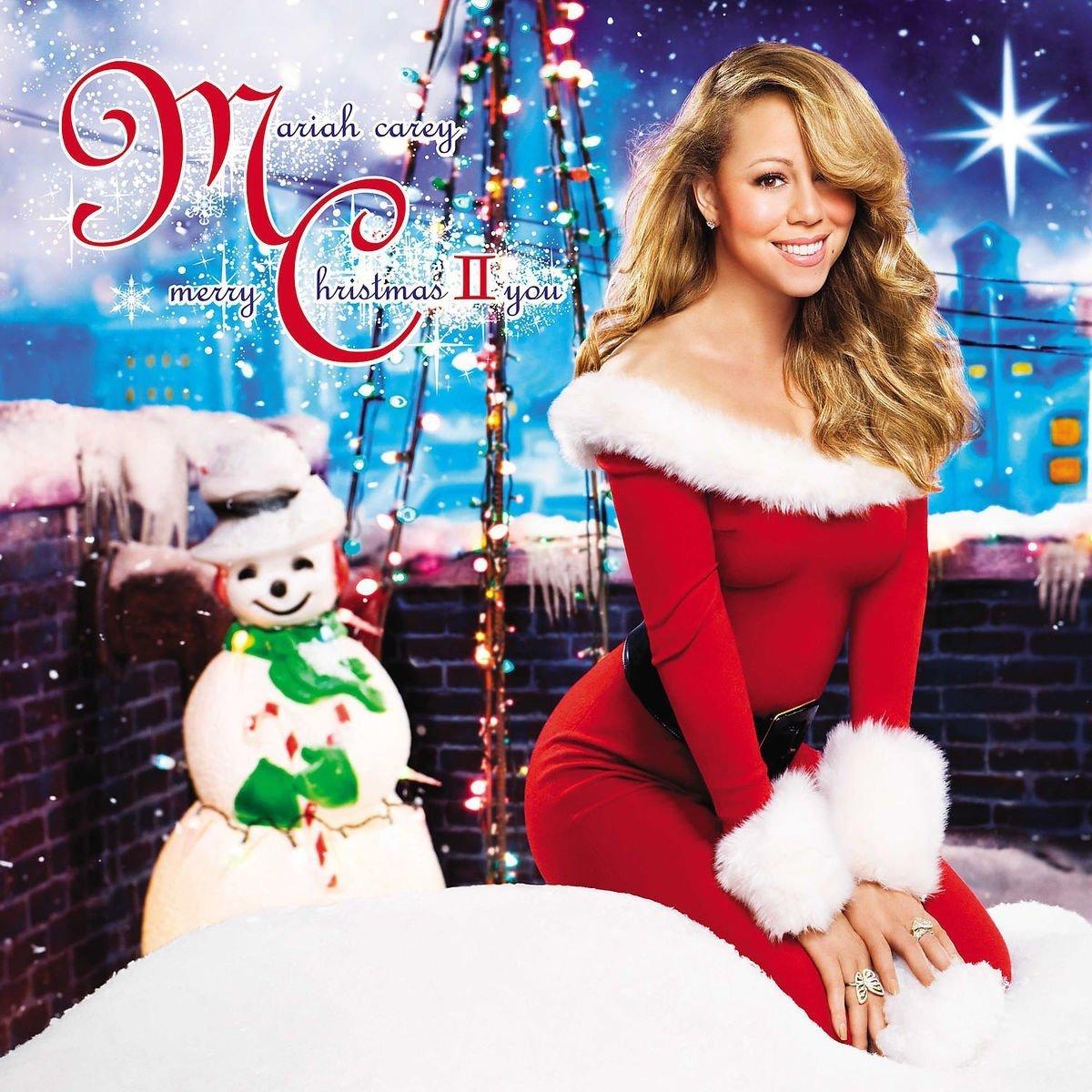 Mariah Carey - Merry Christmas II You [LP] - Amazon.com Music