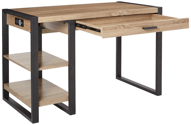amazoncom furniture 62quot industrial wood. walker edison furniture urban blend computer tech desk 48inch amazonca home u0026 kitchen amazoncom 62quot industrial wood