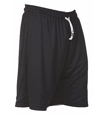 Asioka 94/17 Pantalón de Baloncesto Corto, Unisex Adulto