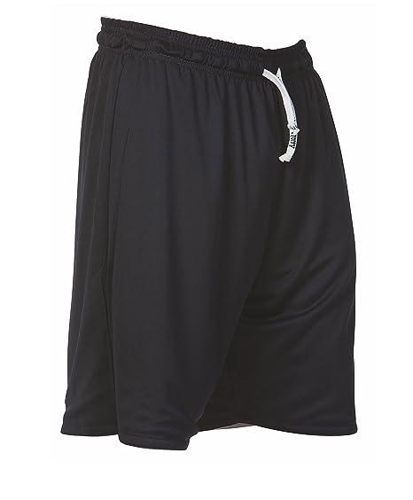 Asioka 94/17 Pantalón de Baloncesto Corto, Unisex Adulto: Amazon ...