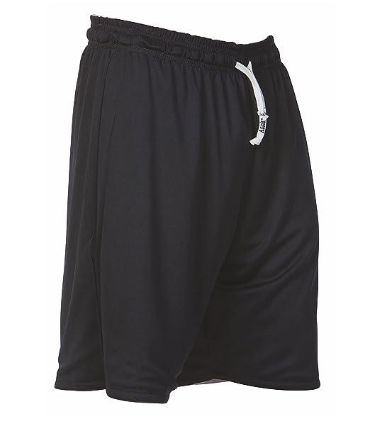 Asioka 94/17n Pantalón de Baloncesto Corto, Unisex niños