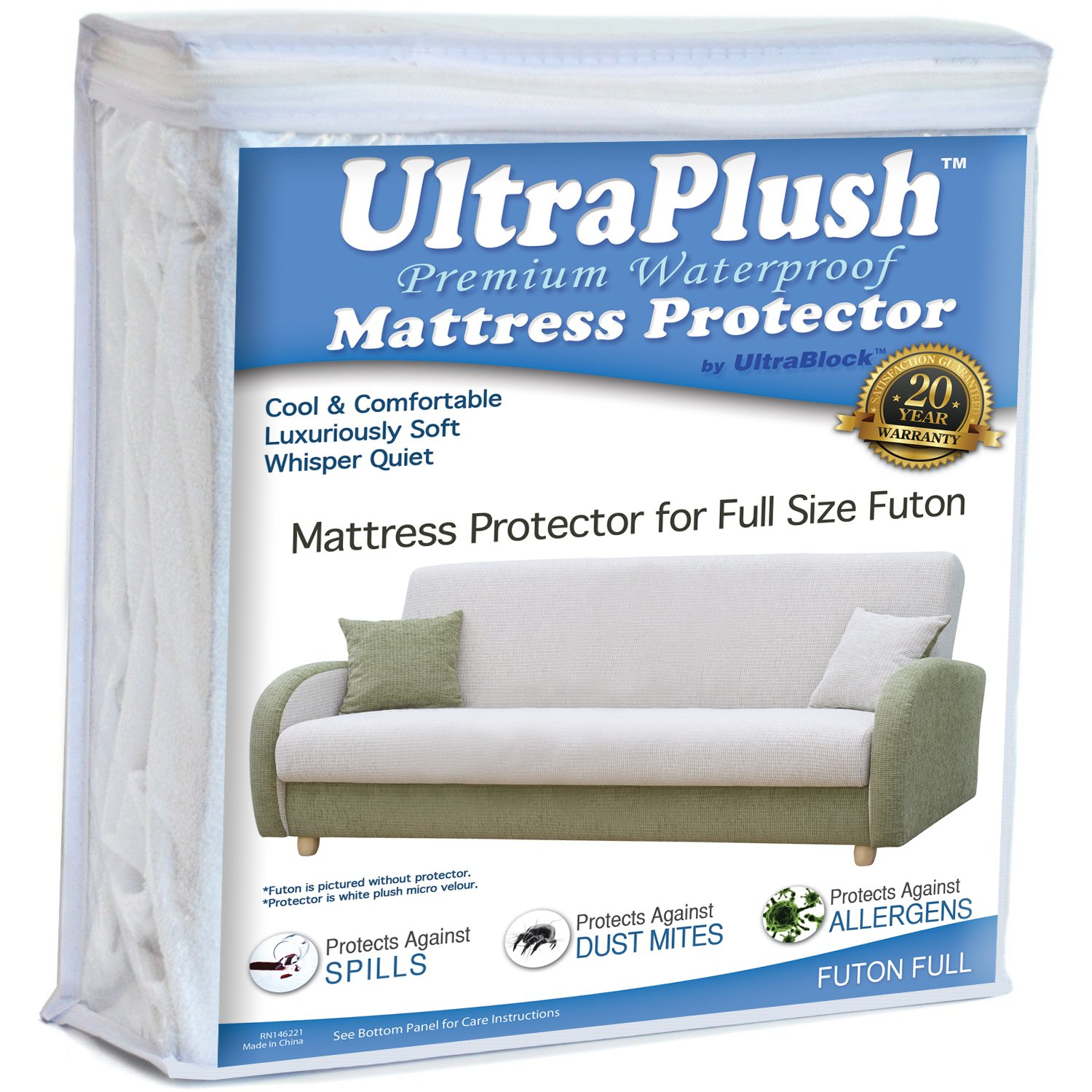 Best Mattress Protector 2019 – Buying Guide & Reviews 12