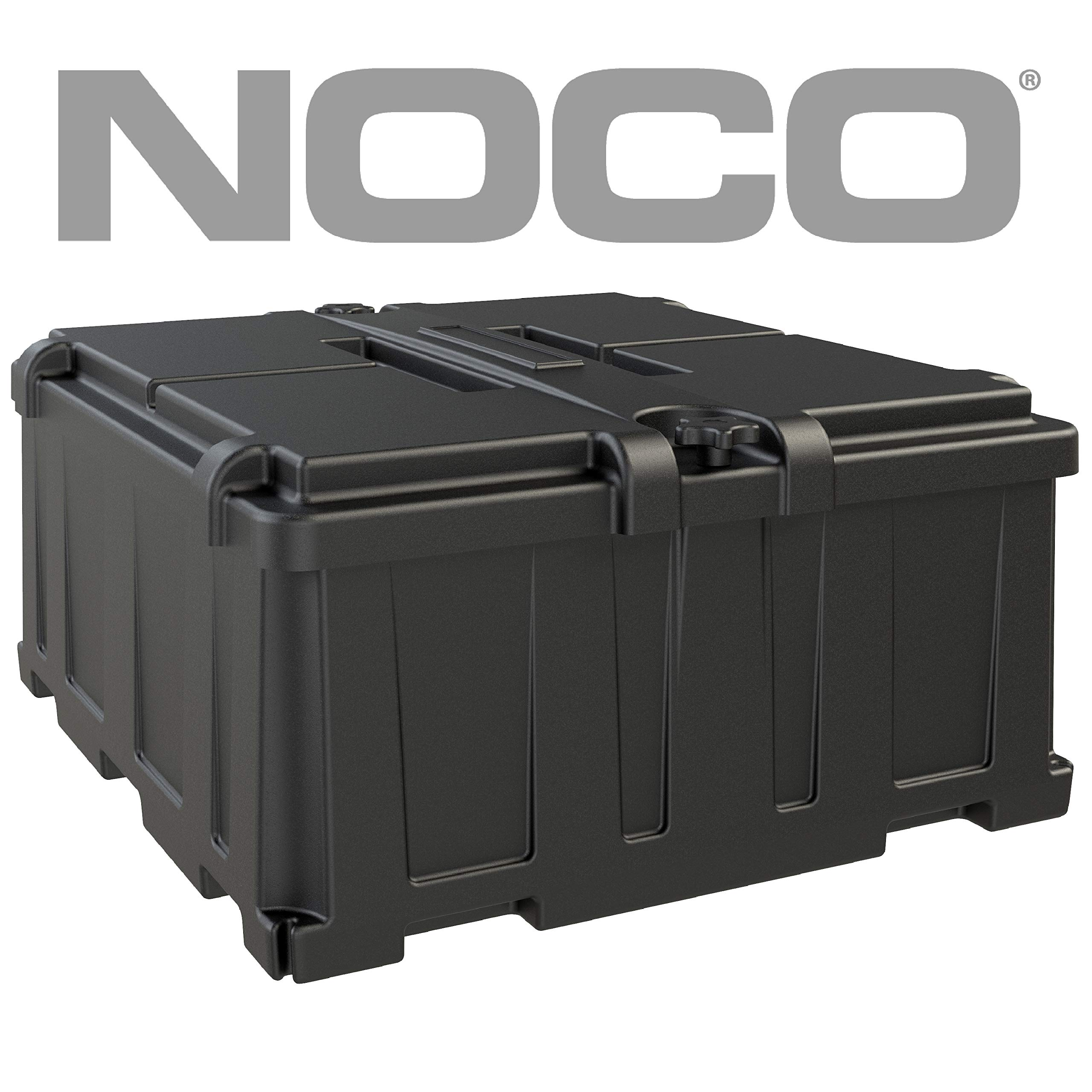 NOCO HM485 Dual 8D Commercial Grade Battery Box for Automotive, Marine and RV Batteries by NOCO