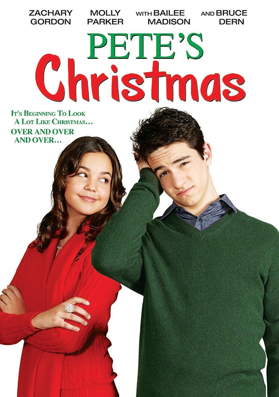 Amazon.com: Pete\'s Christmas: Zachary Gordon, Molly Parker, Bailee ...