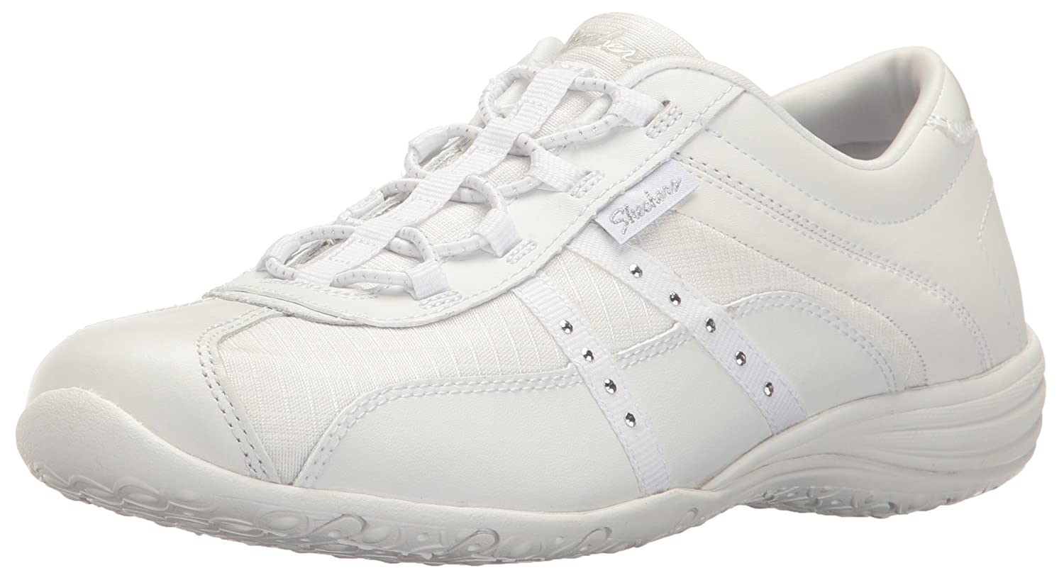 Skechers Women's Unity-Pure Bliss Fashion Sneaker B01N3LI0DK 10 B(M) US|White