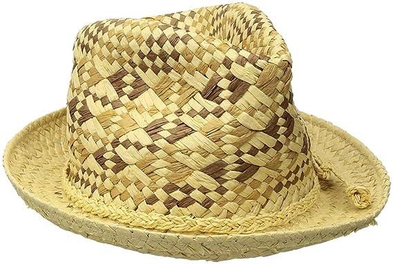 Roxy Women s Wait for You Straw Fedora Hat at Amazon Women s ... de625bda2255