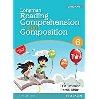 Develop Reading and Writing Skills, Longman Reading Comprehension and Composition Book, For 11 - 12 Years (Class 6), By Pearson