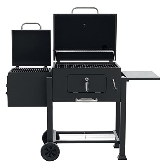 Landmann Vista Charcoal Grill Review