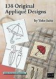 138 Original Applique Designs