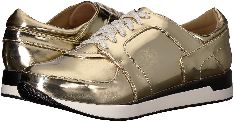 Penny Loves Kenny Women's Techno Fashion Sneaker B076FVSGJK 13 B(M) US|Gold/Metallic