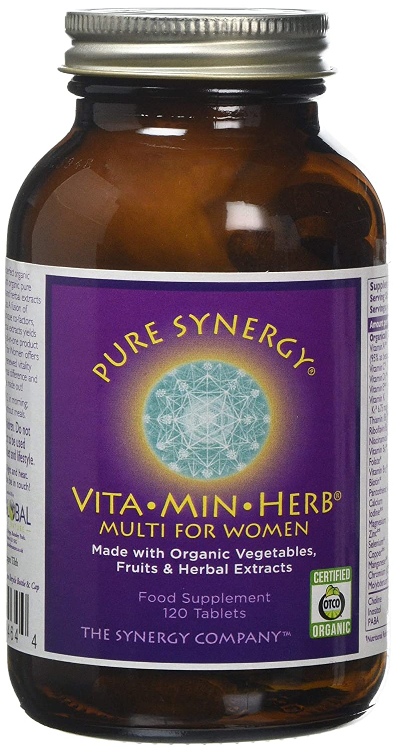 Product thumbnail for The Synergy Company Vita Min Herb Multi for Women