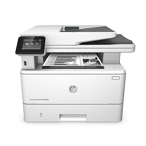 HP LaserJet Pro MFP M426fdw - Impresora láser monocromo (A4, hasta 38 ppm, 750 a 4000 páginas al mes, USB 2.0 alta velocidad, Red Gigabit Ethernet ...