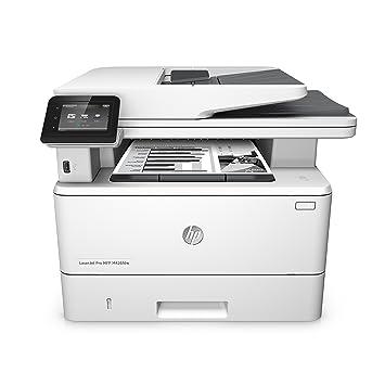 HP LaserJet Pro MFP M426fdw - Impresora láser monocromo (A4, hasta ...