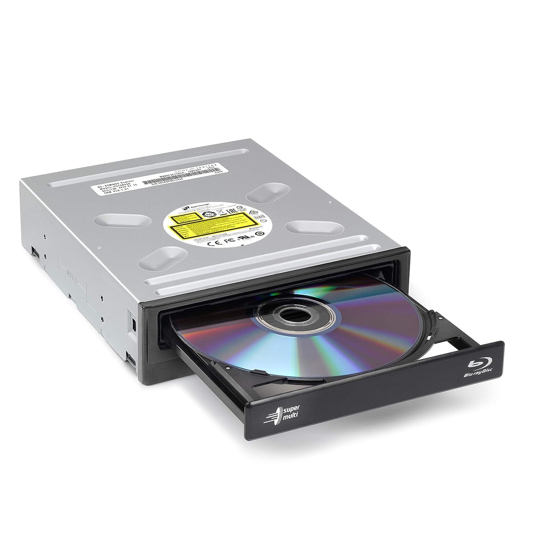 HLDS CH12NS40 Blu-ray ROM intern Bulk SATA schwarz