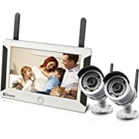 Swann All-in-One SwannSecure Wi-Fi HD Monitoring System