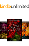 The Vincent Du Maurier Trilogy: (Rage For Blood, Wrath For Bone, Spite For Flesh)