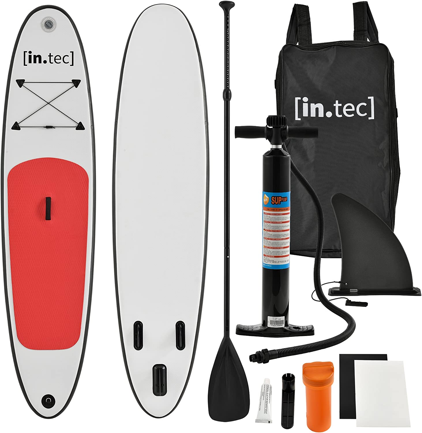 tabla paddle surf hinchable all round In.tec