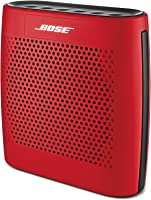 Bose SoundLink Color Bluetooth speaker, color rojo