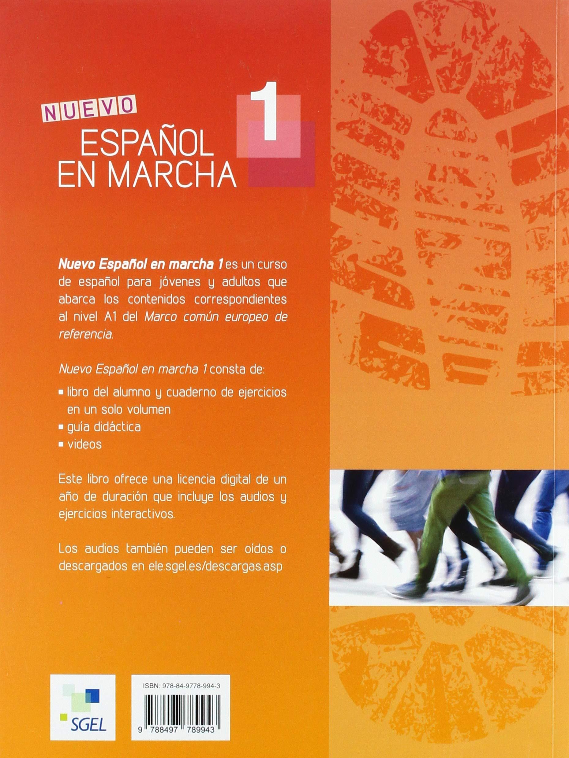 Español en marcha 1 libro del alumno + CD. Edición Latina ...