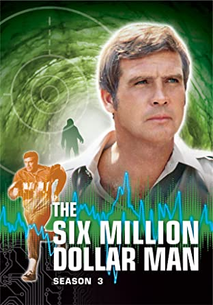 The Six Million Dollar Man Season 3