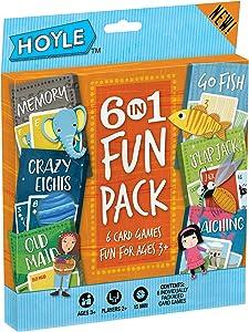 Hoyle Kid's Fun Pack- Card Games (Artwork May Vary)