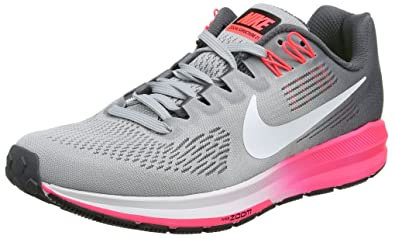 Nike Air Zoom Structure 20 Women anthracitewhitewolf grey