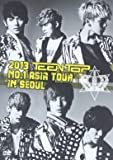 2013 TEENTOP NO.1 ASIA TOUR IN SEOUL [DVD]