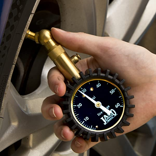 JACO Elite is one of the most mechanic-recommended pressure gauge