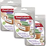 Amazon.com : Jokari Label Erasable Food Labels with