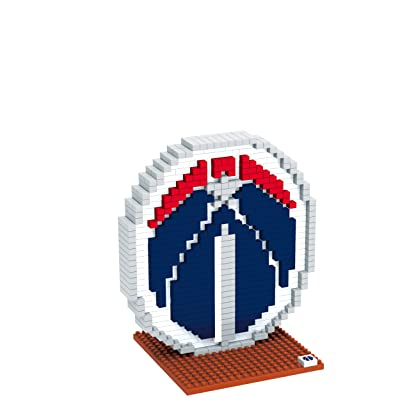 Washington Wizards 3D Brxlz - Logo: Sports & Outdoors