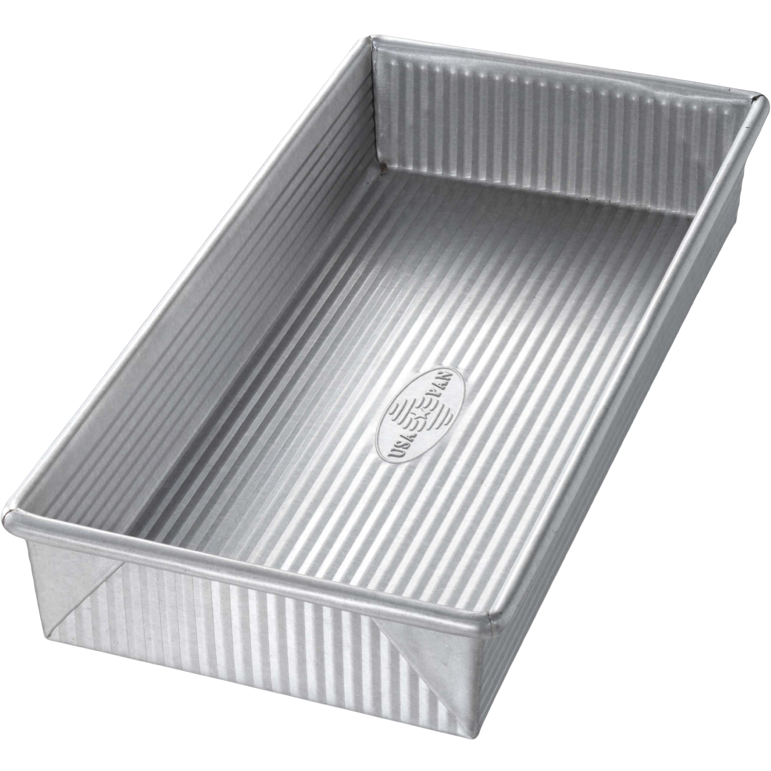 USA Pan Bakeware Aluminized Steel Biscotti Pan