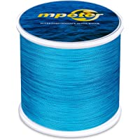 mpeter Armor Braided Fishing Line, Abrasion Resistant Braided Lines, High Sensitivity and Zero Stretch, 4 Strands to 8…