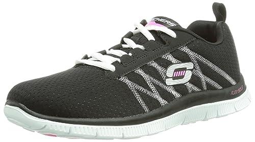 Flex Appeal Something Fun, Womens Low-Top Sneakers Skechers