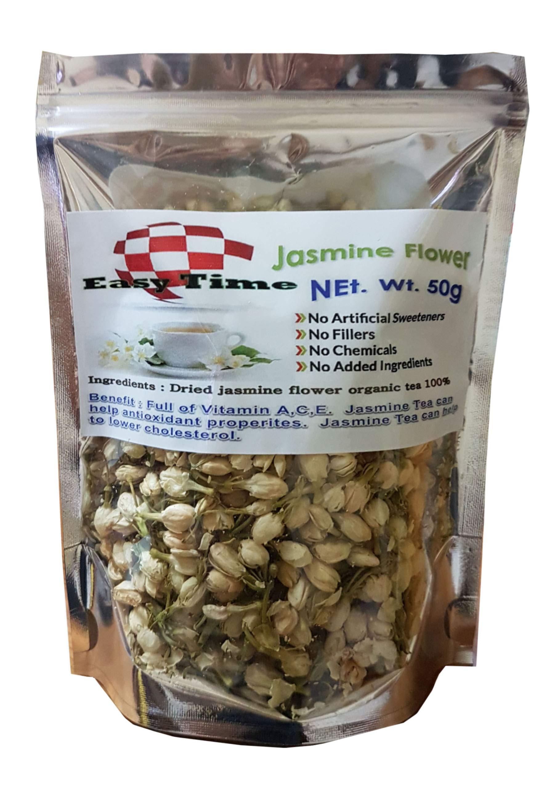 More Time Dried Jasmine Flowers Tea